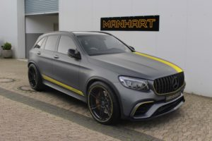 Mercedes-AMG GLC 63 S-Duo von Manhart