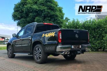 Mercedes-Benz X-Klasse von NAP