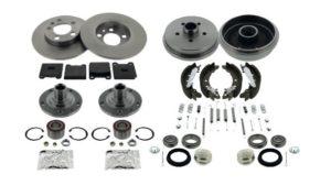 MK1 Garage: Lochkreis-Umbausatz