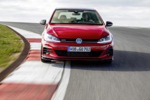 Neuheit Motorsport Kompaktsportler Hot Hatch VW Golf GTI TCR