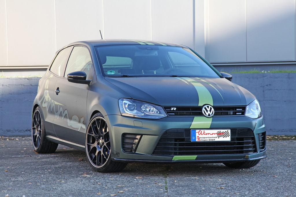 VW Polo R WRC von Wimmer Rennsport