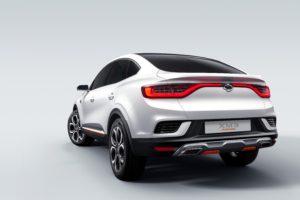Weltpremiere auf der Seoul Motor Show: Renault XM3 Inspire!