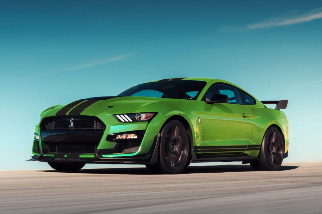 Coole Farben für den 2020er Ford Mustang!