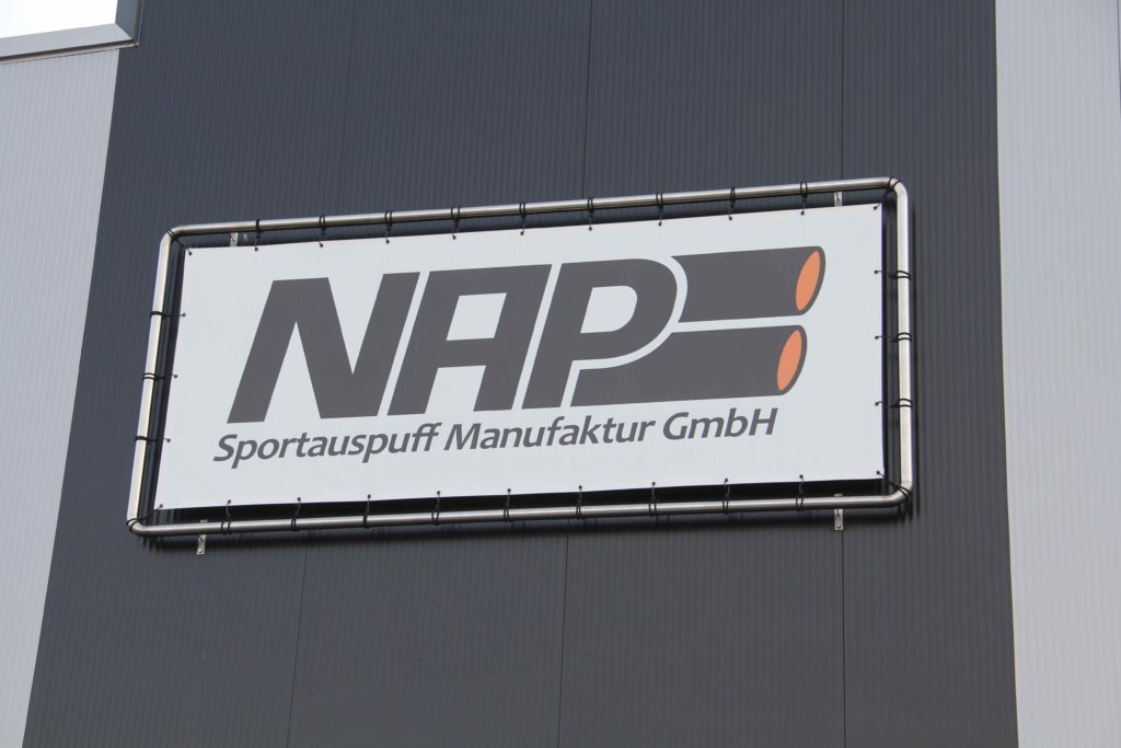 Portrait NAP Sportauspuff Manufaktur