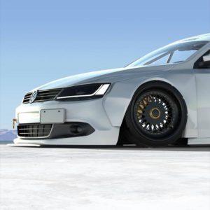 VW Passat Studie von Rob3rtdesign