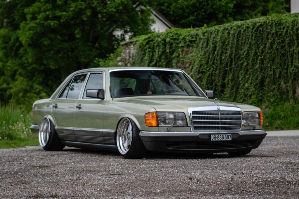 Mercedes-Benz W126 500 SE