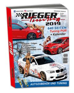 Rieger Tuning Katalog 2019