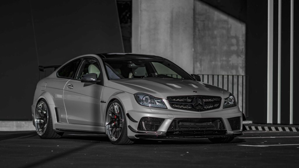 Mercedes-Benz C204 C 63 AMG von M&D Exclusive Cardesign