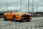 Ford Mustang GT mit OXIGIN 23 Diamond