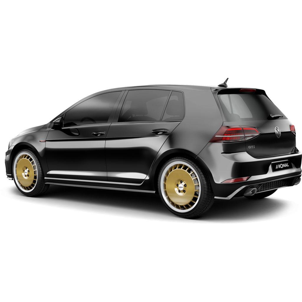 RONAL R50 AERO GOLD