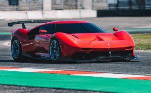 Ferrari P80/C One Off-Modell