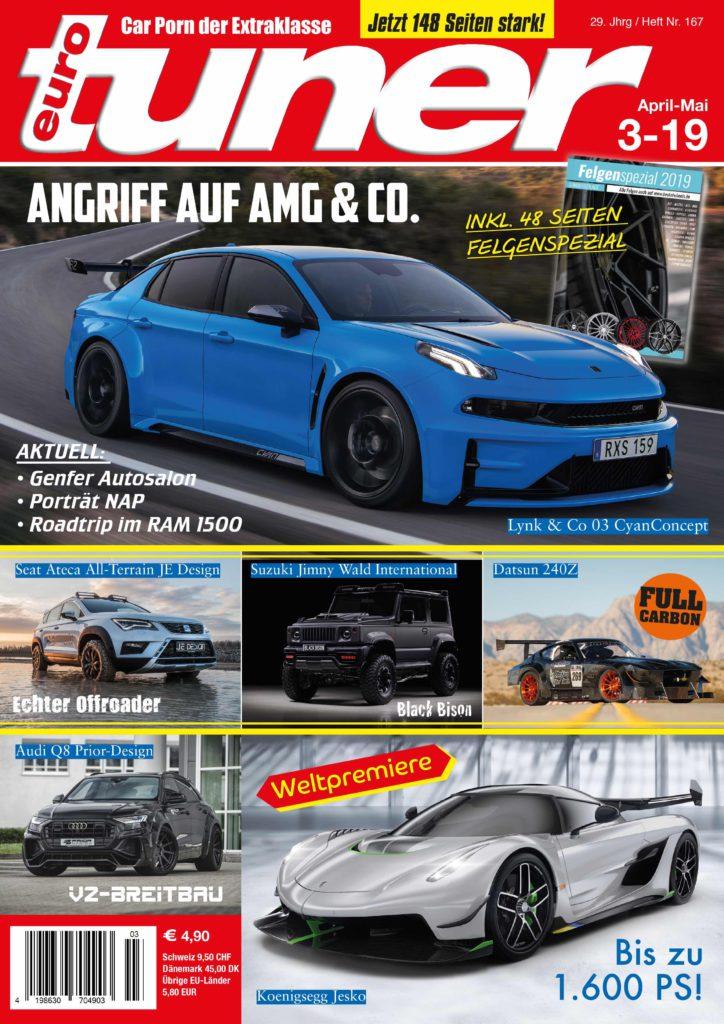 Eurotuner Ausgabe 3-2019