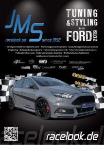 Tuning- und Styling-Katalog 2019 für Ford