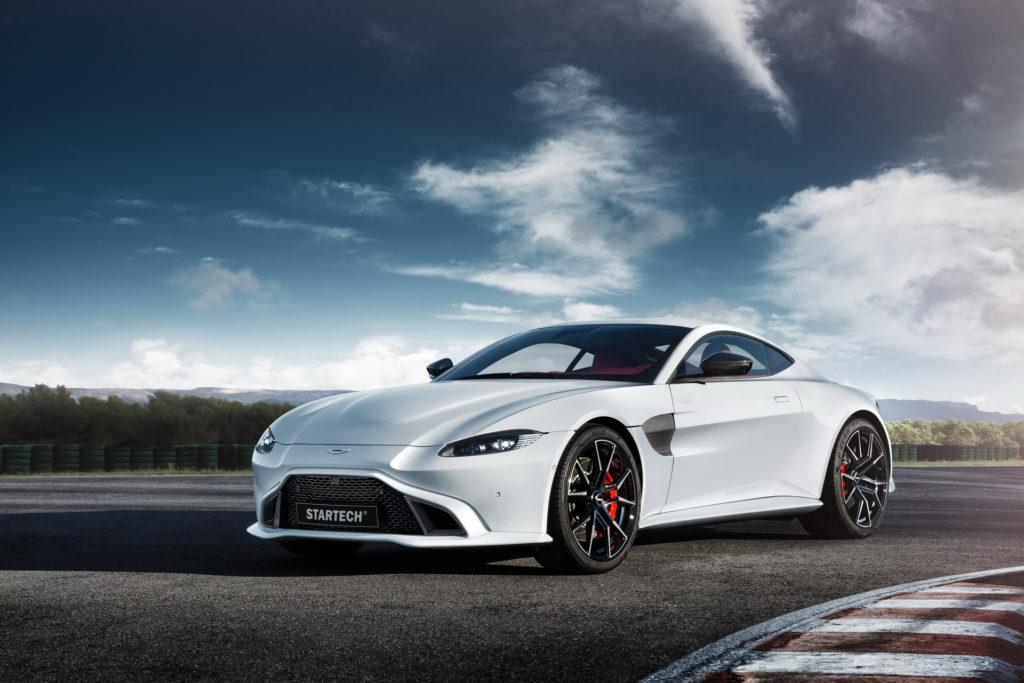 Weltpremiere in Genf 2019: STARTECH Aston Martin Vantage!