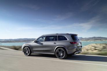 Mercedes GLS: Die S-Klasse unter den SUV!