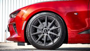 Chevrolet Camaro V8 Cabriolet von HS Motorsport