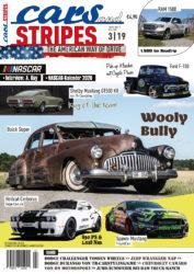 Jetzt vorbestellbar: Neue Cars & Stripes 3-2019!