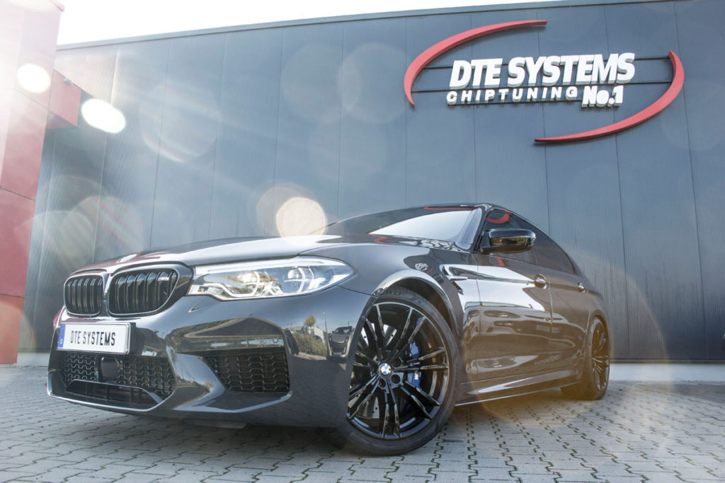 BMW M5 Competition DTE Systems