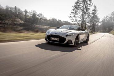 Aston Martin DBS Superleggera Volante!