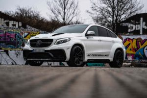Mercedes-Benz C292 GLE 350 d Coupé von AC-Performance