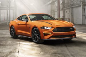 Ford Mustang 2.3L High Performance Package Neuheit US-Car Muscle Car Sportcoupé