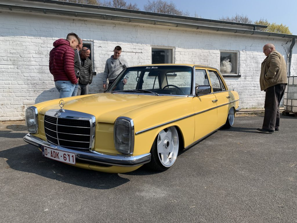 13. Benz-Bande-Treffen bei Mo`s Bikertreff in Krefeld (14.4.2019)