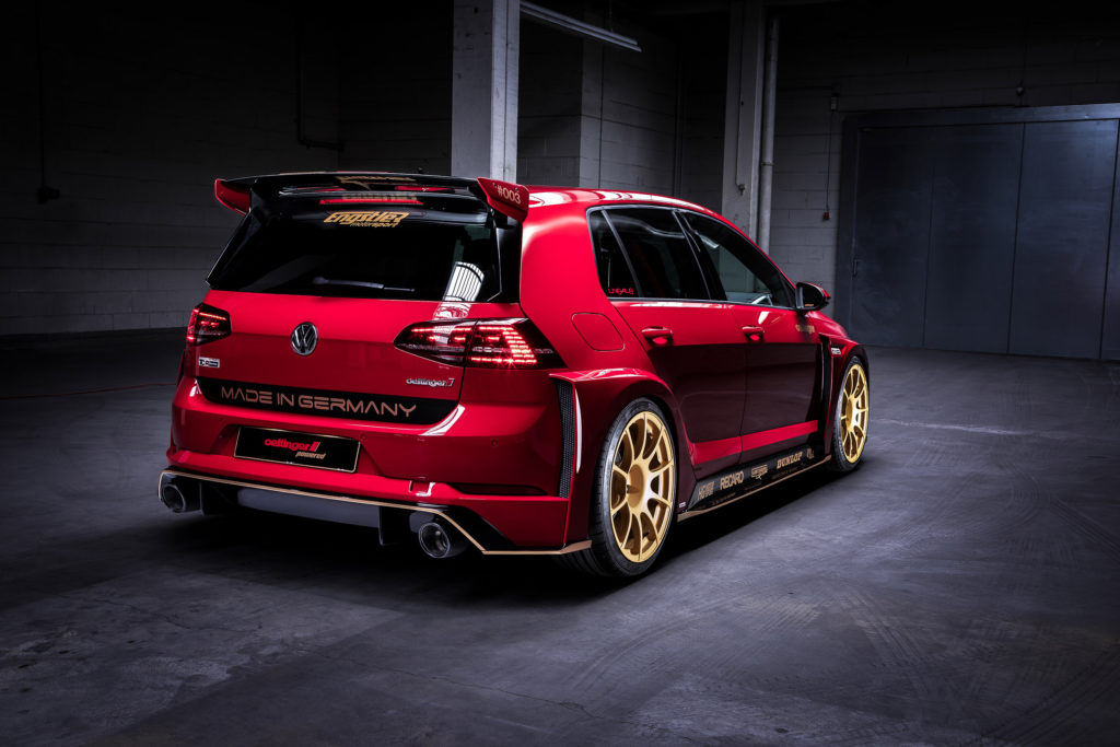 Oettinger TCR Germany Street (Basis Golf 7 GTI / R)