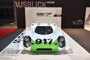"Porsche feiert ""50 Jahre 917"""