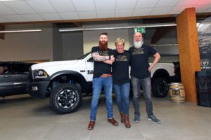 25-jähriges Firmenjubiläum bei Auto-Treffpunkt Stamm / RAM Truck Ranch