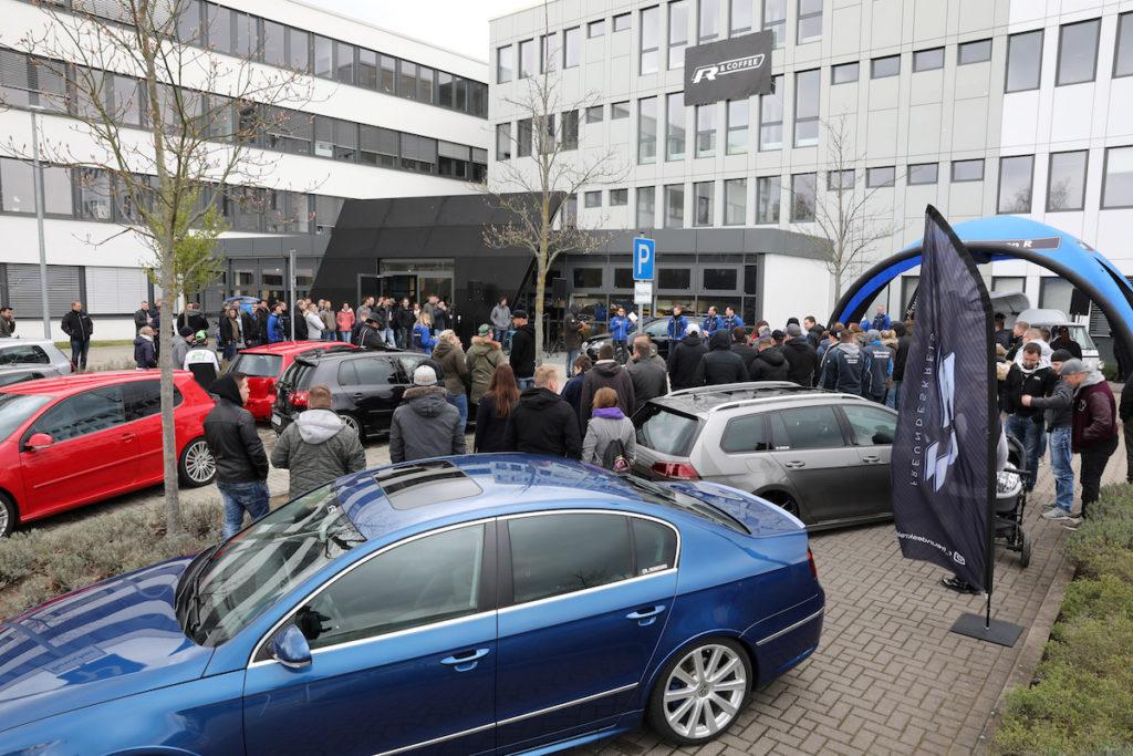 VW R Treffen Veranstaltung Event R & Coffee Wolfsburg