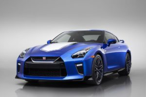 Nissan GT-R 50th Anniversary Edition!