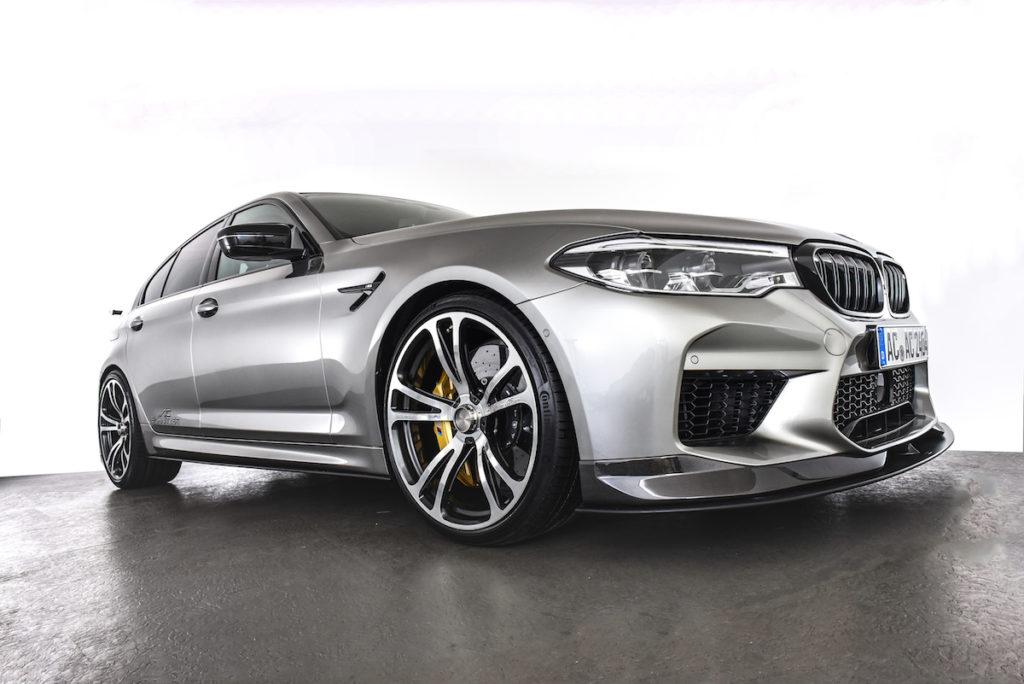 BMW M5 F90 AC Schnitzer AC3 Evo Felge Schmiederad Zentralverschluss-Optik
