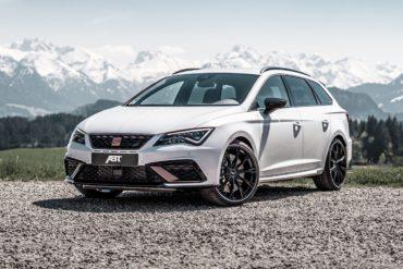 Seat Leon Cupra R ST Abt Sportsline Leistungssteigerung Tieferlegung Felgen Abt Sport GR