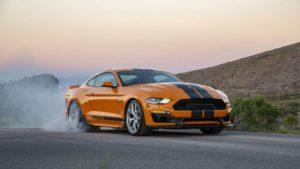 Bei SIXT jetzt Shelby Mustang fahren!