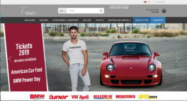Der Online-Shop für Car-Guys & -Girls!