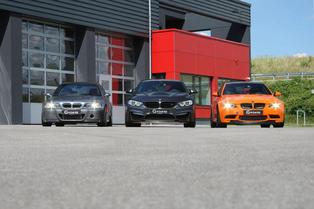 BMW-Kronjuwelen tuned by G-POWER