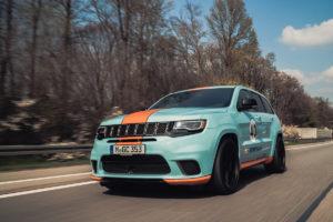 Jeep Grand Cherokee Trackhawk Tuning Optimierung Leistungssteigerung GeigerCars.de Allradler 4x4