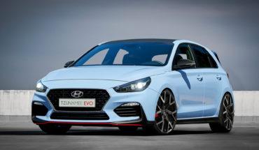 Markantes Felgen-Highlight für den Hyundai i30 – die Tzunamee EVO