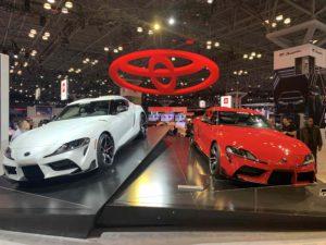 New York Autoshow 2019