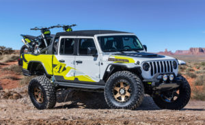 Sechs einzigartige Jeep-Conceptcars!