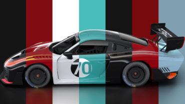 Rennwagen Sportwagen Racing Motorsport Porsche 935 Lackierungen