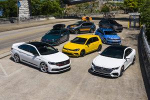 VW Enthusiast Fleet SOWO: The European Experience USA