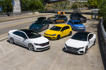 VW Enthusiast Fleet SOWO: The European Experience USA