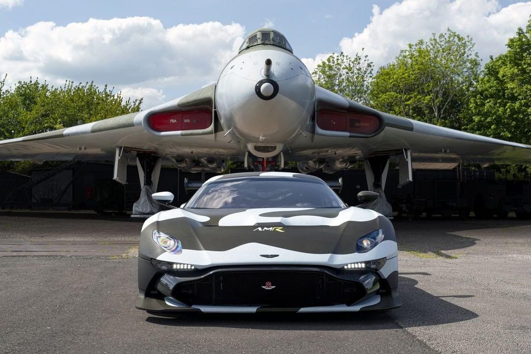 Aston Martin Vulcan Eurotuner News