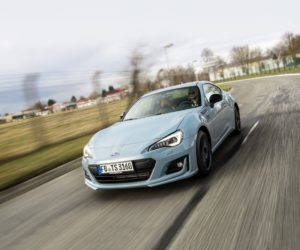 Subaru BRZ in Tim Schrick-Edition