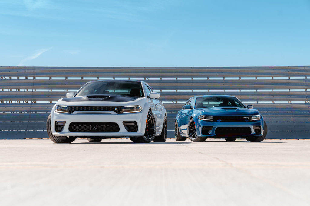 Dodge Charger Widebody Neuheit 2020 Hellcat Scat Pack V8