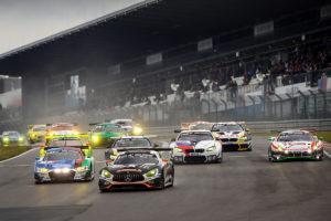 Rennstart 24h-Rennen Nürburgring