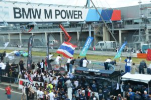 24h-Rennen Nürburgring 2019 Ende Ziel Sieger Audi Sport Team Phoenix .R8 LMS Falken Motorsports Porsche 911 GT3 R