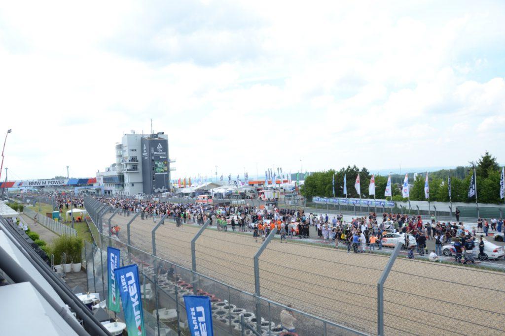 Zwischenbilanz 24h-Rennen Nürburgring 2019