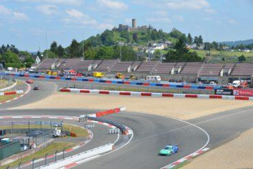 Zwischenbiland 24h-Rennen Nürburgring 2019